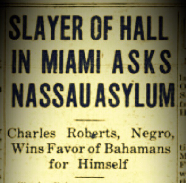 The Bahamian on the run from the Klu Klux Klan, 1925 (part 3/5)