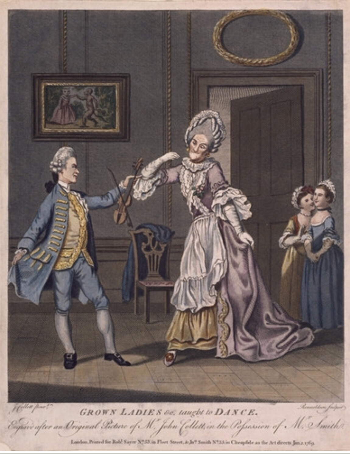 Finding love at the Dance Assemblies Nassau 1797