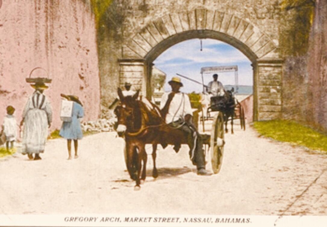 Tradition of the Curfew Nassau 1888