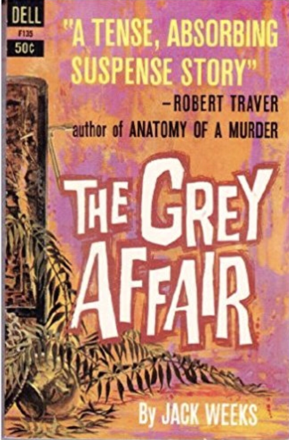 The Grey Affair, another fiction book based on Pindling, the Bay Street Boys and race politics 1961