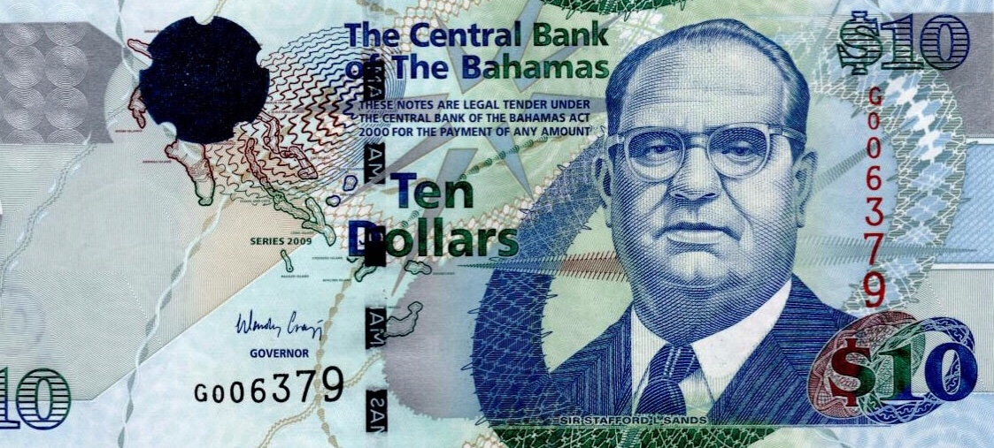 """Not prepared to be a paid politician"" Sands quits UBP and Bahamas forever 1967"