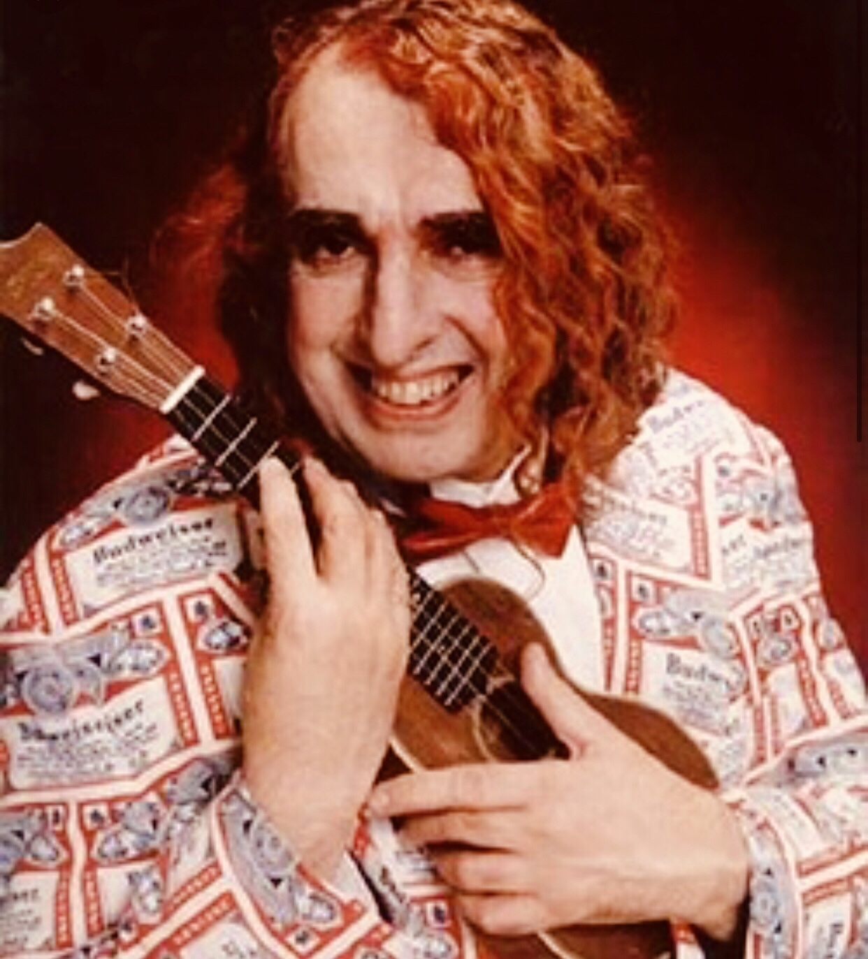 When Tiny Tim came to Freeport on Honeymoon his Bride Wasn't Old Enough to Drink 1969