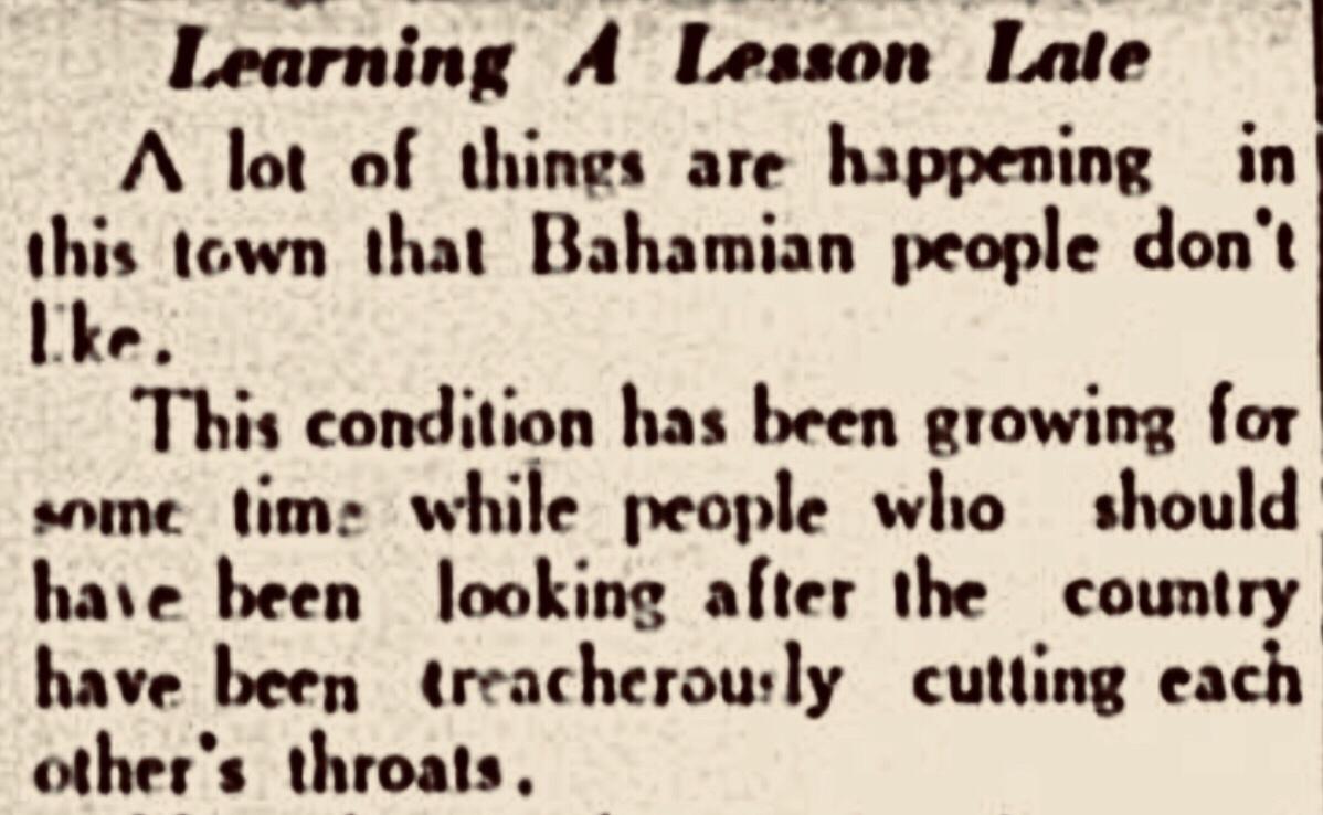 Prophetic Words 1942