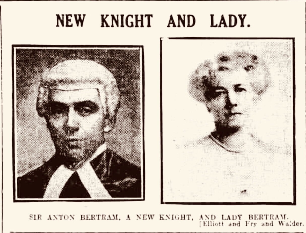 First Controversial Appointment of a Wife to Public Office 1903