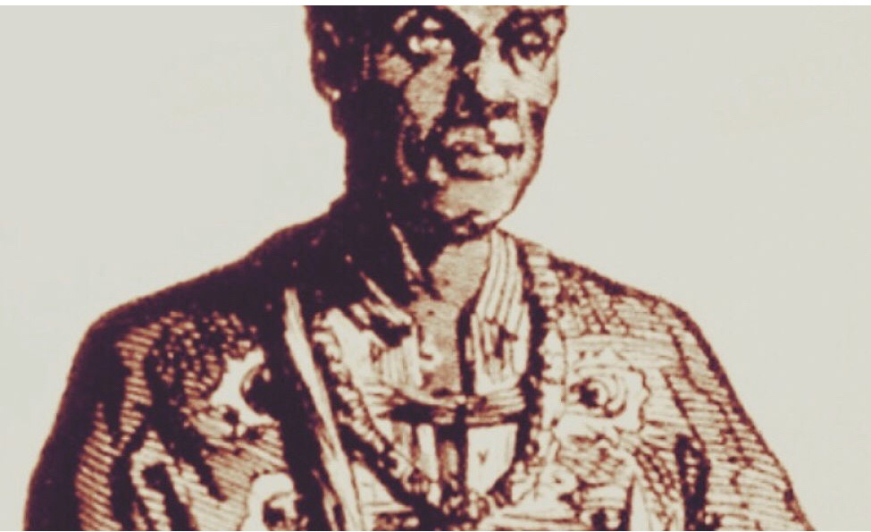 800 Slaves Sacrificed in Tribute on the Death of GEZO the Great Slave King of Dahomey 1858