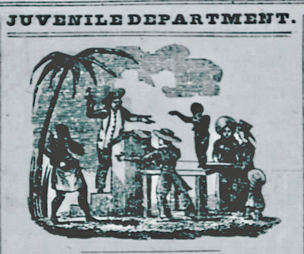 Visitations of Violence: Slavery and Negro Children