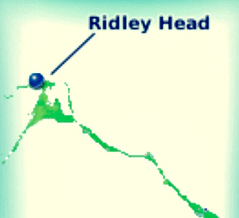 The Tragic Story of How Ridley's Head and Ridley's Hat In Eleuthera Got Their Names 1866