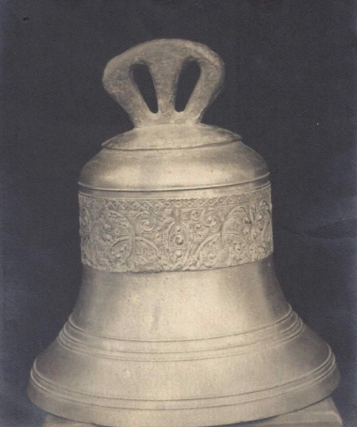 Oldest Bell In Western Hemisphere Taken From Andros Island in 1885