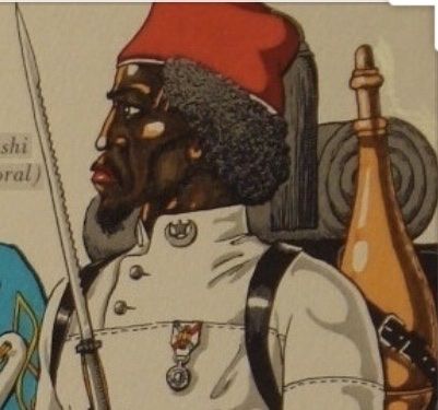 French Buy Egyptian Negroes To Send Them Unknowingly To Fight War In Mexico 1863