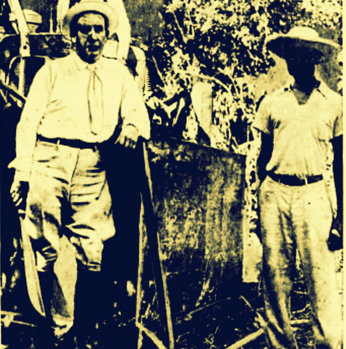 Whatever Happened To The Slave Relics Found By Sir Harry Oakes As He Cleared His Thousands of Acres In Nassau 1938