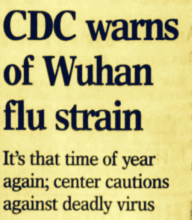 "Tracing Forgotten History of one novel flu virus ""Wuhan Flu"" H3N2 (1978 – 1998)"