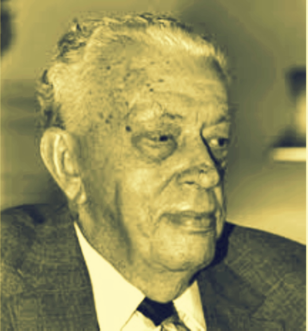 Henry Milton Taylor Founder of PLP Party in 1953 Formally Joins UBP Party in 1971