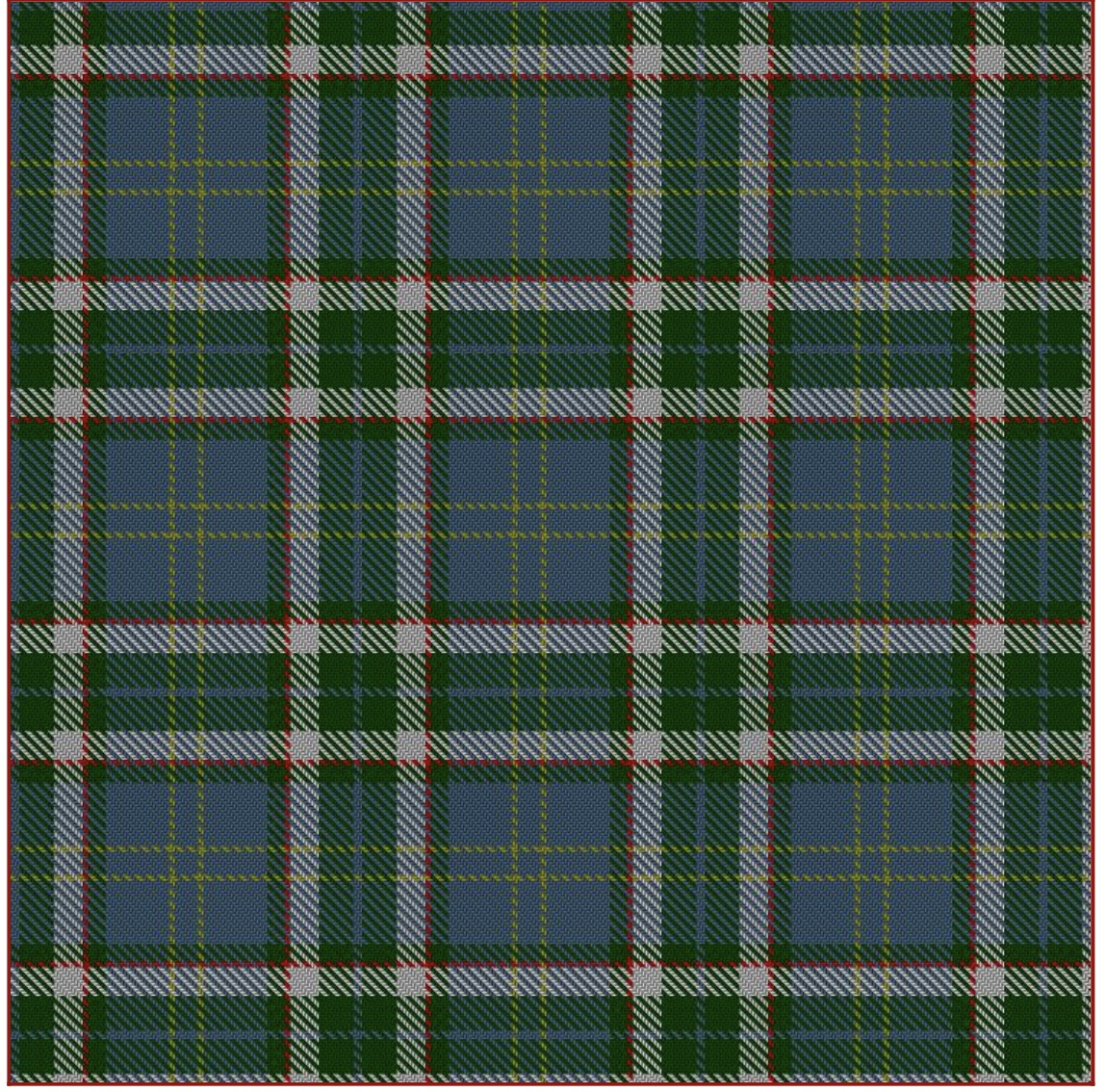 Tartan To Commemorate Bahamian-Scottish Heritage Officially Recognised 1966