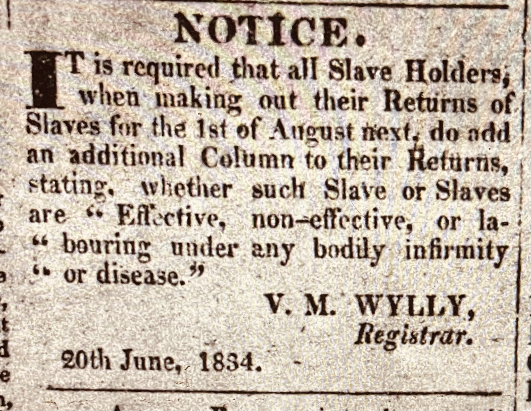 Bahamas Assembly Pays £36 To Stop Slave Compensation Claim For Negro Hanged Four Days After Emancipation 1835